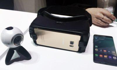 Oculus desactiva la aplicación de VR para el Galaxy Note 7 100