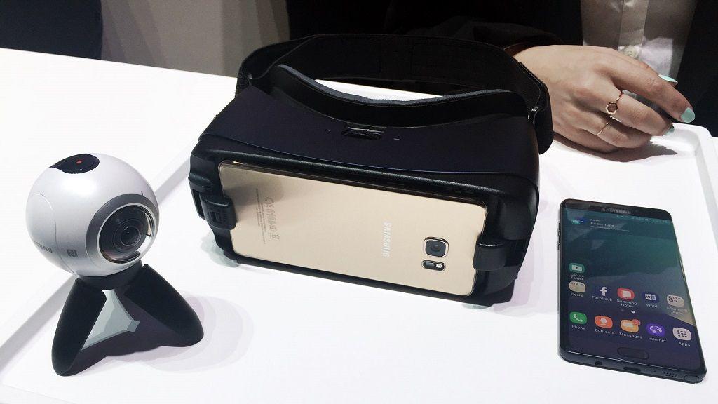 Oculus desactiva la aplicación de VR para el Galaxy Note 7 30