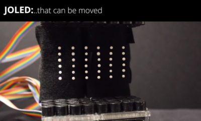 Esta pantalla flotante no hace olvidar los hologramas, pero impresiona 73