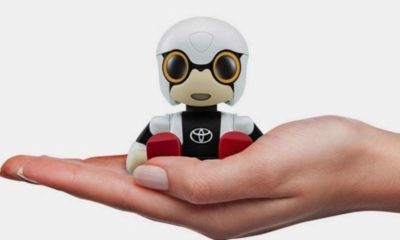 Kirobo Mini, la cucada robótica de Toyota llegará a finales de año 177
