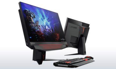Lenovo lleva su gama de equipos gaming a la Paris Games Week 29