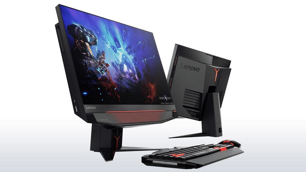 Lenovo lleva su gama de equipos gaming a la Paris Games Week 30