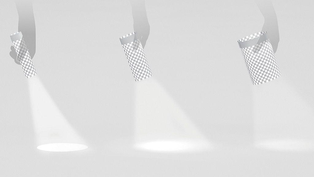 Este papel se convierte en linterna cuando se enrolla 30