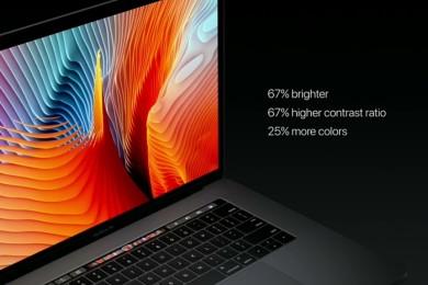 ¿Qué pasará con la Touch Bar si utilizamos Windows en los nuevos MacBook Pro?