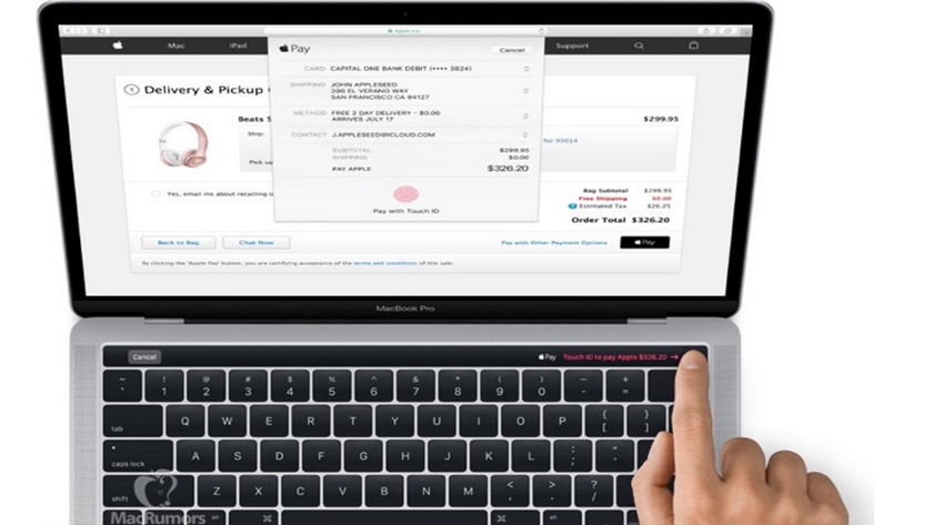 nuevo MacBook Pro