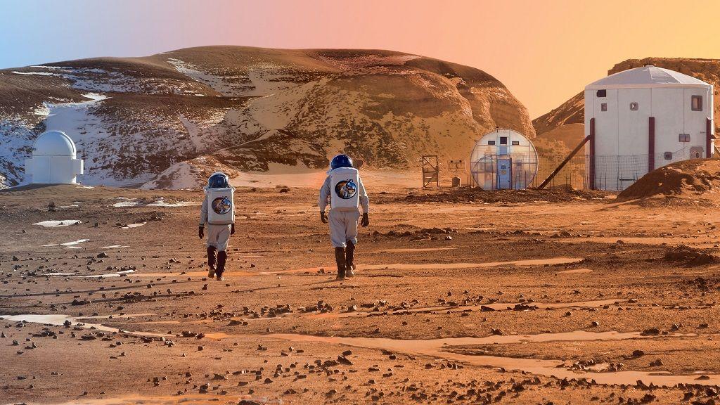 Los astronautas de Marte utilizarán VR para recordar la Tierra 33