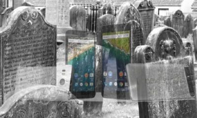 Desaparecen los Nexus de la Google Store, un adiós total 28