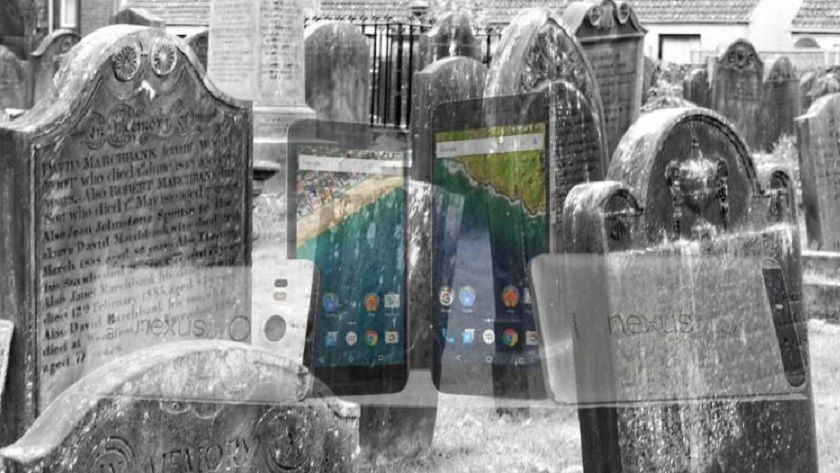 Desaparecen los Nexus de la Google Store, un adiós total 35