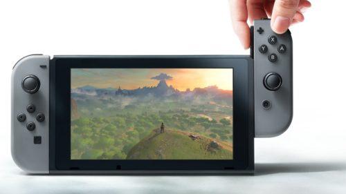 Nintendo Switch no será retrocompatible con los juegos de Wii U