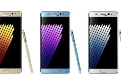 Samsung suspende la producción del Galaxy Note 7