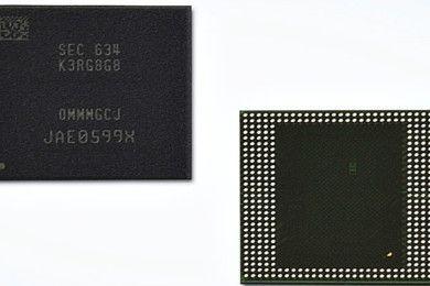 Samsung 8 GB LPDDR4 ¡Tu móvil tendrá más memoria que tu PC!