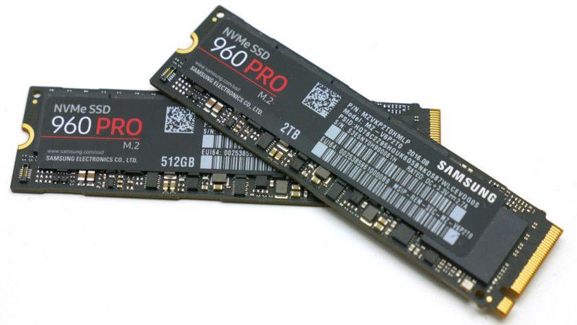 Samsung 960 Pro, análisis de la SSD más rápida del mercado