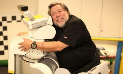 Steve Wozniak no cree que los robots vayan a esclavizarnos 40