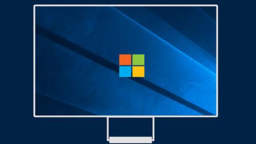 Surface Studio podría ser el AIO de Microsoft