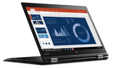 Análisis Lenovo ThinkPad X1 Yoga 35