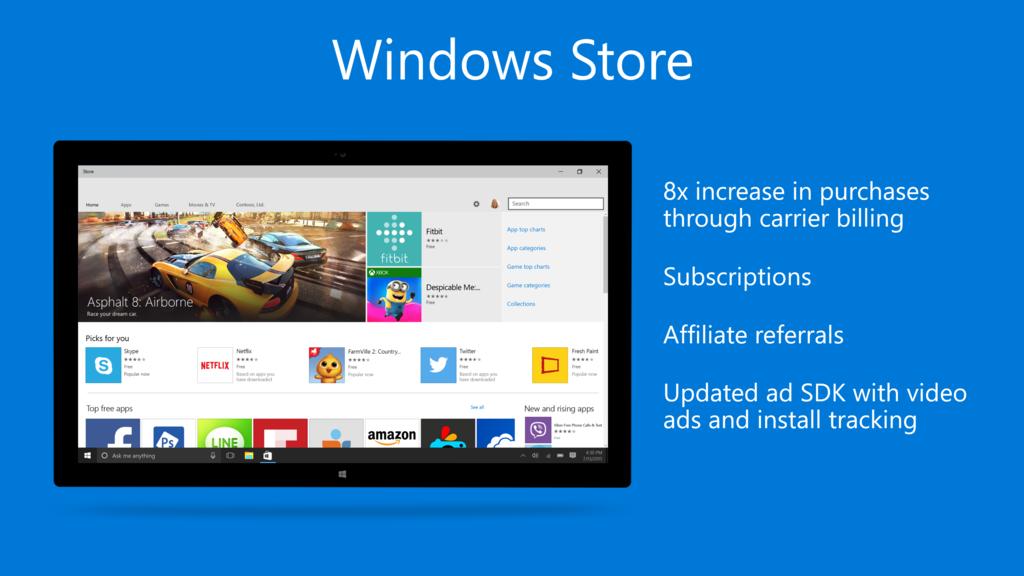 Microsoft hace limpieza y se carga 90.000 aplicaciones en la Windows Store 29