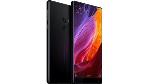 Xiaomi Mi MIX, un smartphone casi sin bordes de ensueño
