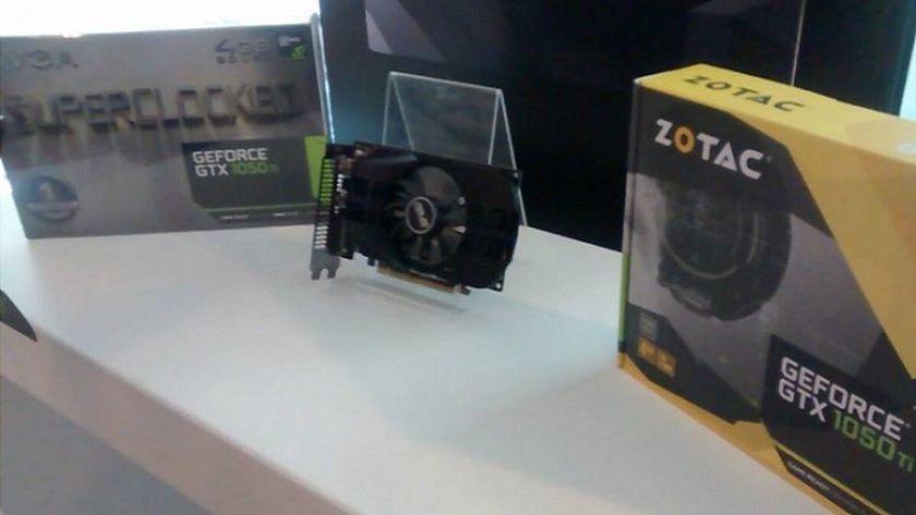Nueva imagen de la GTX 1050 TI, ahora en tamaño mini 29