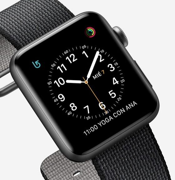 Apple Watch Series 2, análisis
