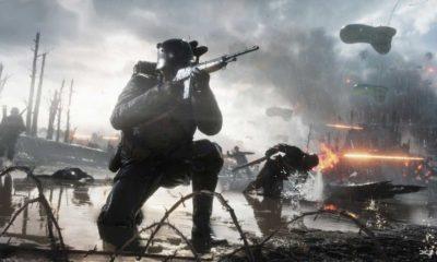 Battlefield 1 tiene caídas a 160 x 90 píxeles en PS4, no logra 60 FPS fijos 58