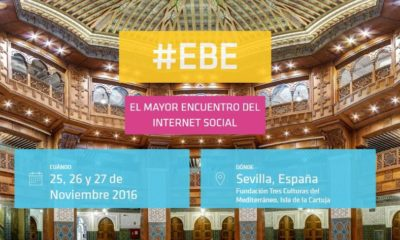 EBE celebrará su undécima edición del 25 al 27 de noviembre 31