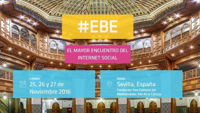 EBE celebrará su undécima edición del 25 al 27 de noviembre 29