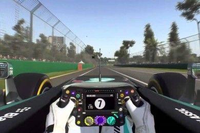 40 años de videojuegos de Fórmula 1