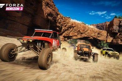 Forza Horizon 3, análisis