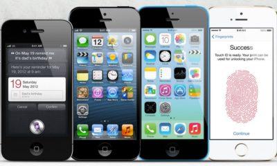 Prueba de rendimiento: iOS 10.1 vs iOS 10.2 en iPhone 54