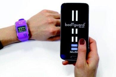 Nilox lanza Bodyguard, un smartwatch para no perderse