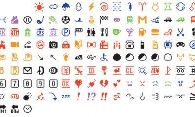 Los 176 emojis originales serán parte de la colección del MOMA 49