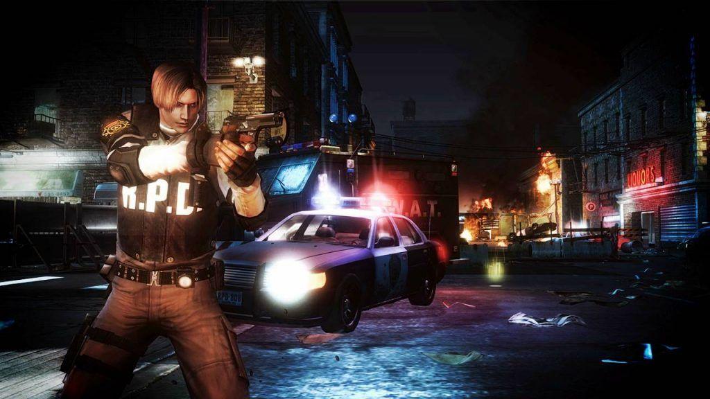 Capcom sigue trabajando duro en el remake de Resident Evil 2 27