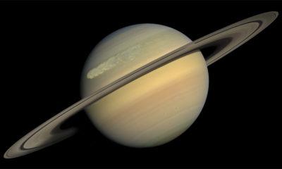La sonda Cassini documenta los cambios del polo norte de Saturno 100