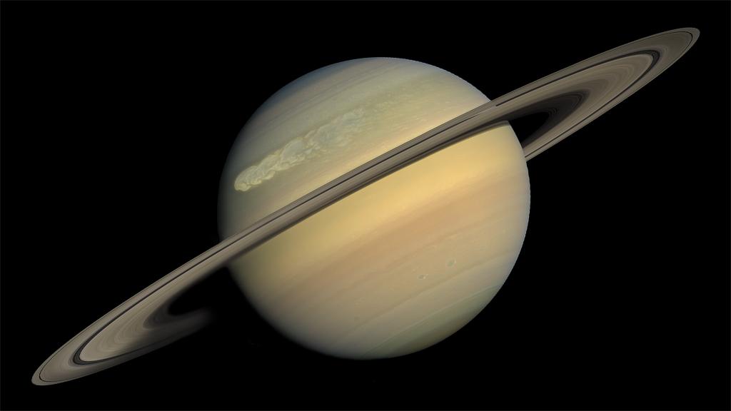 La sonda Cassini documenta los cambios del polo norte de Saturno 28