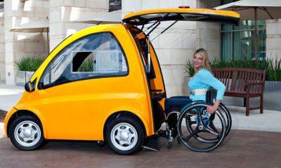 Singapur apuesta por las sillas de ruedas eléctricas autoconducidas 103