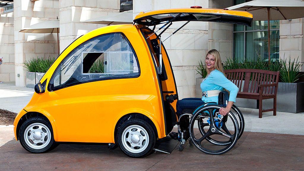 Singapur apuesta por las sillas de ruedas eléctricas autoconducidas 32