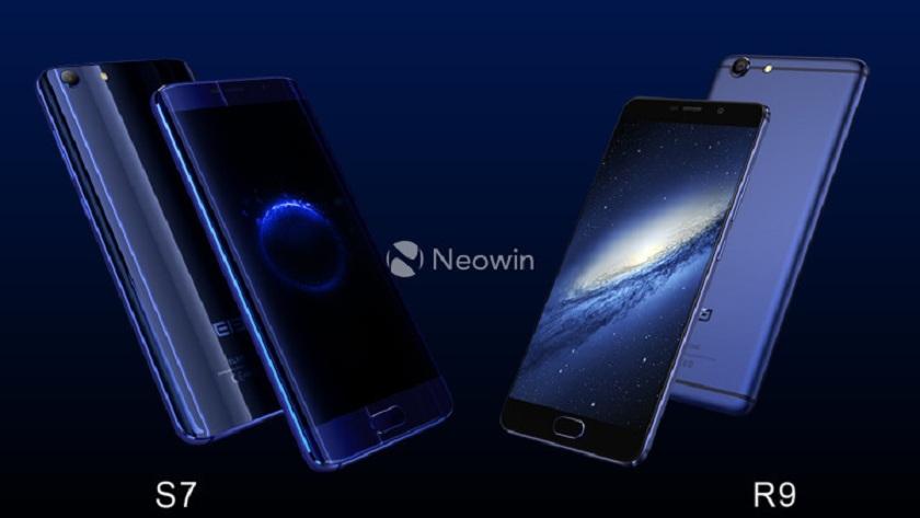 """Elephone y el """"arte"""" de clonar smartphones, así son los S7 y R9 33"""