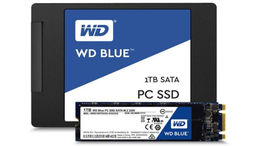 Nuevos SSDs WD Blue y WD Green, un salto muy esperado 30