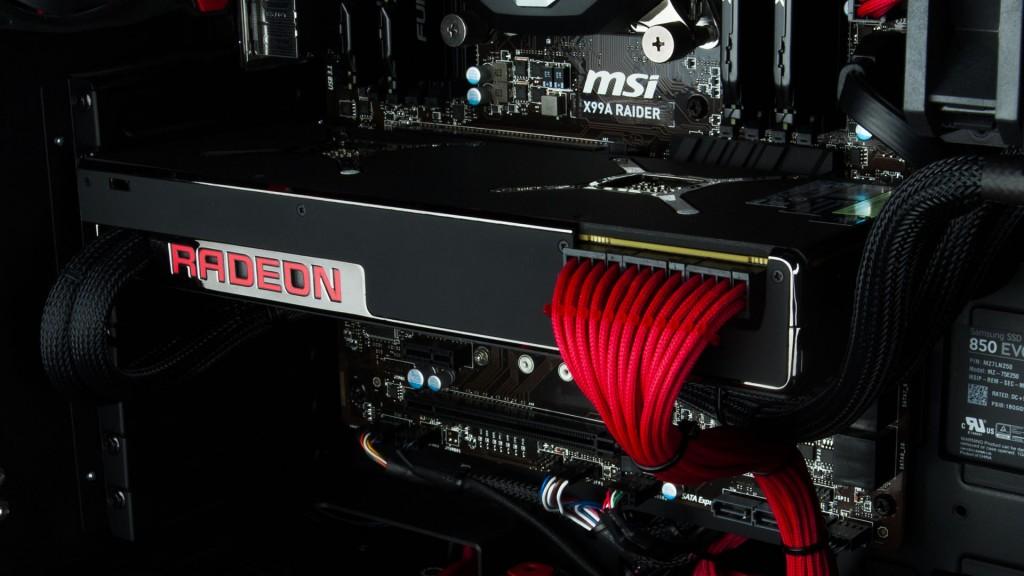 No, las AMD Radeon no sufren limitaciones de color en HDR 29