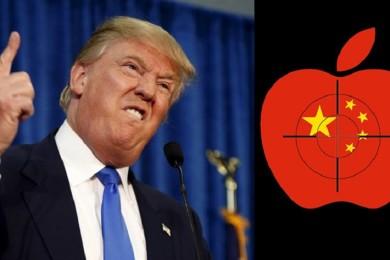 """Trump daría rebajas fiscales a Apple a cambio del iPhone """"made in USA"""""""