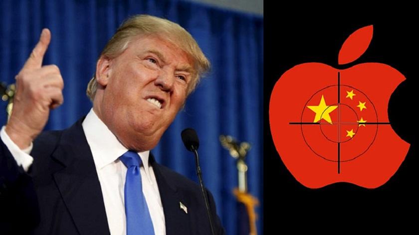 """Trump daría rebajas fiscales a Apple a cambio del iPhone """"made in USA"""" 33"""