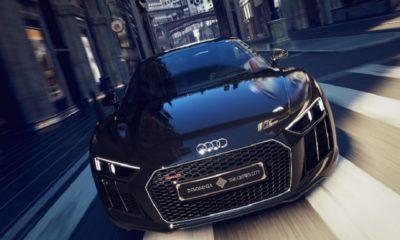 Star of Lucis: Audi crea un coche edición especial Final Fantasy XV 41