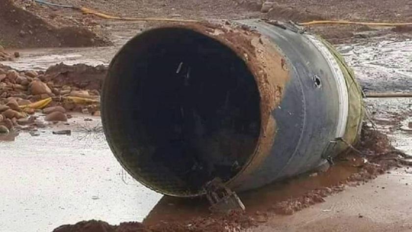 Cae enorme pieza de chatarra espacial en Birmania 30