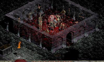 """Así es The Darkening of Tristram, el """"remake"""" de Diablo I en Diablo III 66"""