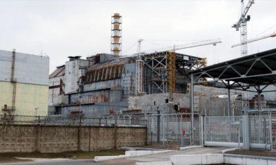 Sarcófago de Chernóbyl
