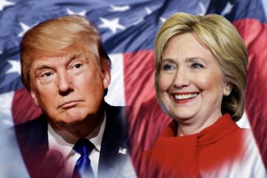 ¿Clinton o Trump? Bing predice quien ganará