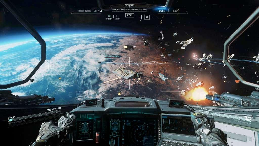 Análisis de rendimiento de Call of Duty: Infinite Warfare en PC 29