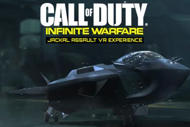 Así luce el Jackal Assault del Call of Duty: Infinite Warfare para PlayStation VR