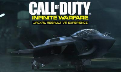 Así luce el Jackal Assault del Call of Duty: Infinite Warfare para PlayStation VR 52