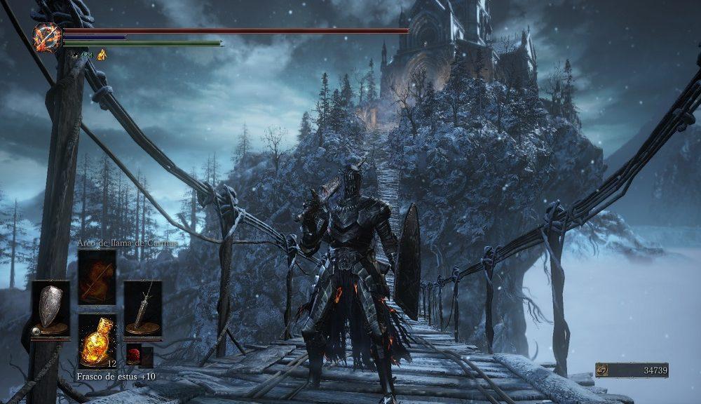 Diez Consejos Para No Morir En Dark Souls 2: Análisis De Dark Souls 3 Ashes Of Ariandel Para PC